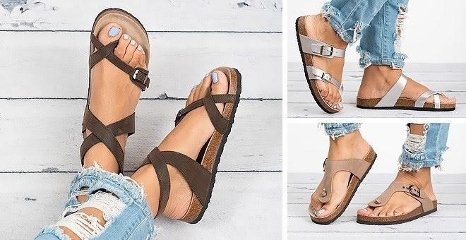 HOT!! Summer Sandals...