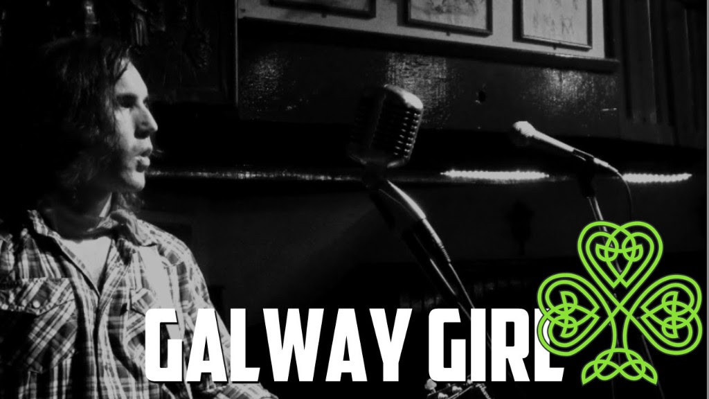 """WATCH """"Galway Girl"""""""