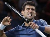 """El tenista de 31 años sumó además su cuartotriunfo seguido sobre Federer al imponerse en el """"tie-break""""del tercer set después de tres horas de juego."""