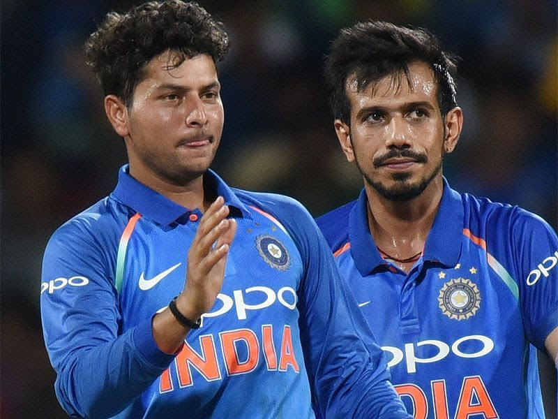 Kuldeep and Chahal's spin bowling duo has proved to be the main pillar for India in T20Is.