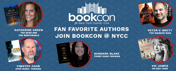BookCon at NYCC