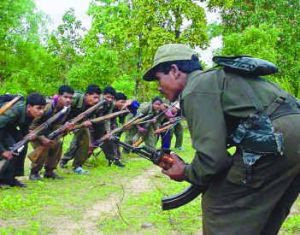 Maoist_training_India