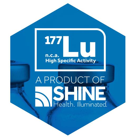 SHINE Lu-177 Sticker