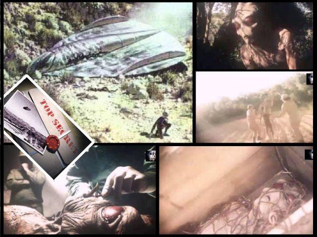 UFO crash in Brazil 1996 - Top secret!