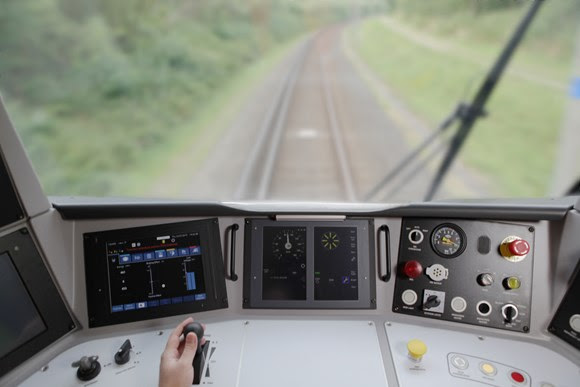 New in-cab upgrades will make freight trains safer and more efficent