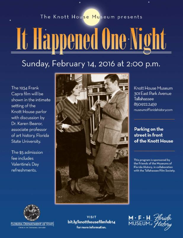 Valentine's Day at  Knott House Museum @ Museum of Florida History | Tallahassee | Florida | United States