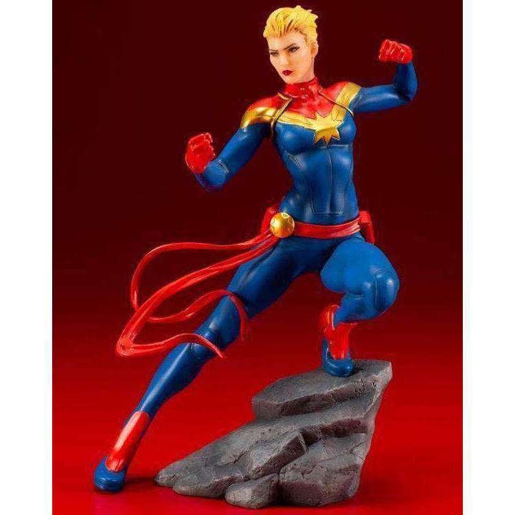 Image of Marvel Avengers ArtFX+ Captain Marvel Statue - JULY 2019