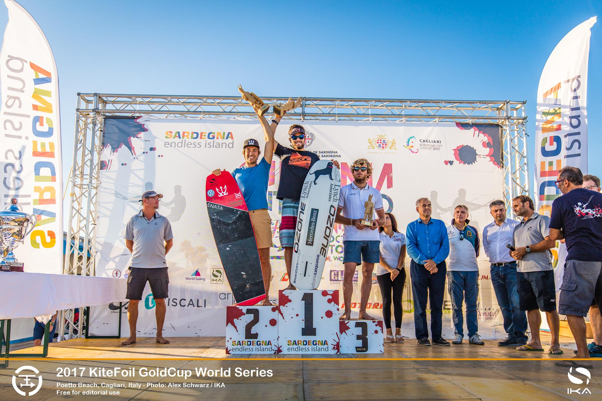 39931ffa 3823 4f5e b967 3c98c7478862 - Final day of racing at KiteFoil World Championships