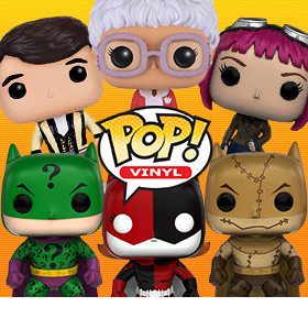 NEW FUNKO POP