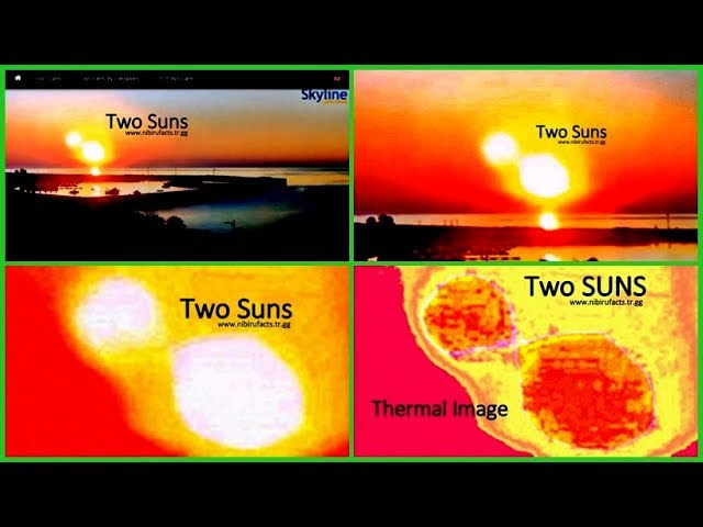 NIBIRU News ~ TWO SUNS ITALY  plus MORE Sddefault