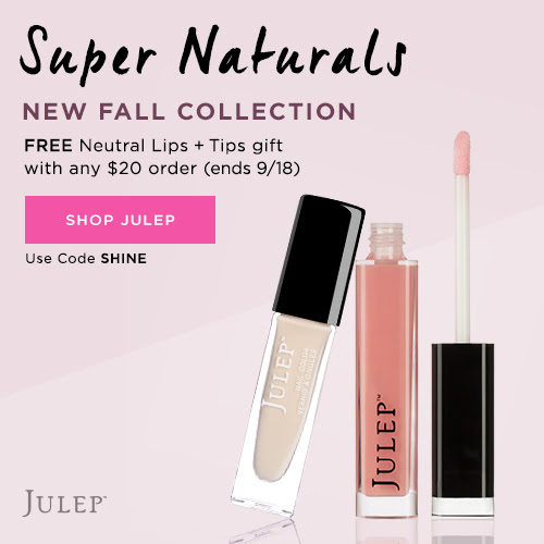 FREE Julep Fall Lips + Tips Gi...