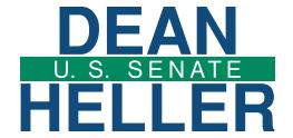 Dean Heller for Senate