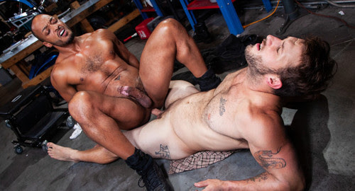 RagingStallion – The Night Riders: Nicholas Ryder & Dillon Diaz