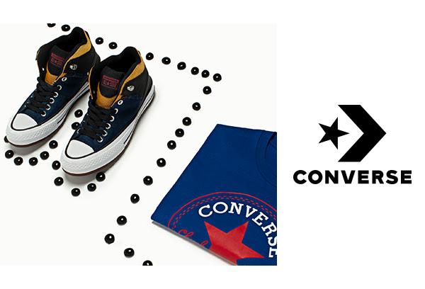 Topmárkák óriási kedvezménnyel - Converse