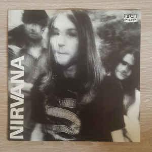 Nirvana - Love Buzz b/w Big Cheese