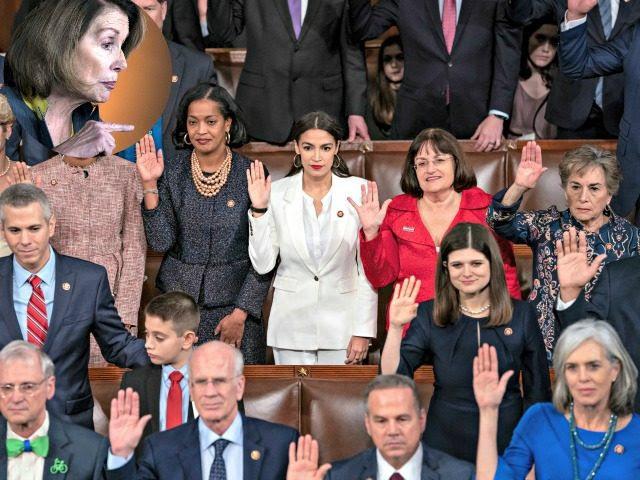 Nancy and the Freshman House Democrats