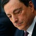 Mario Draghi, president of the European Central Bank, during the bank's news conference in Frankfurt on Thursday.
