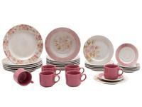 Aparelho de Jantar Chá 30 Peças Biona