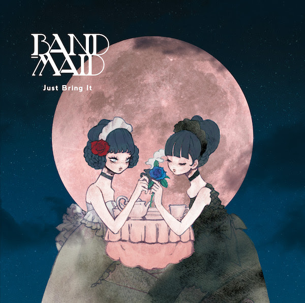 BAND-MAID Just Bring It cover art