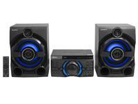Mini System Sony Bluetooth DVD USB MP3 CD Player