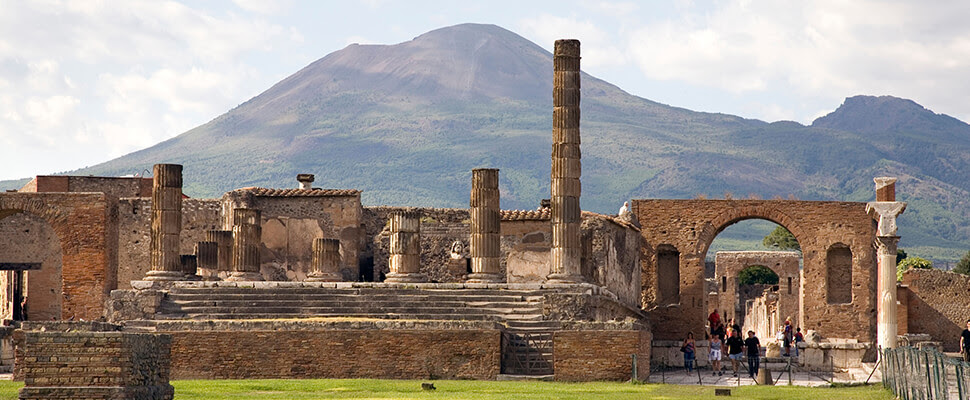 Mt. Vesuvius & Pompeii