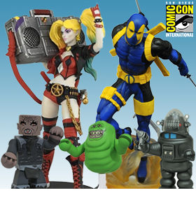 NEW SDCC 2017 EXCLUSIVES