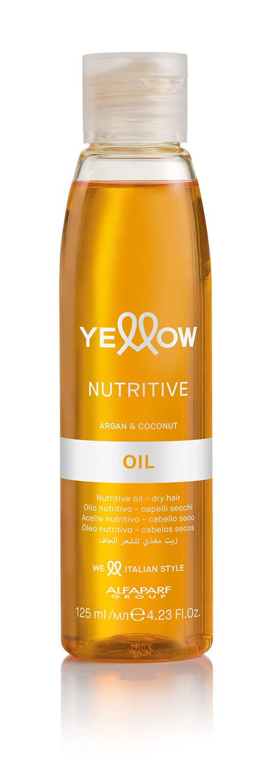 Nutritive Oil Yellow