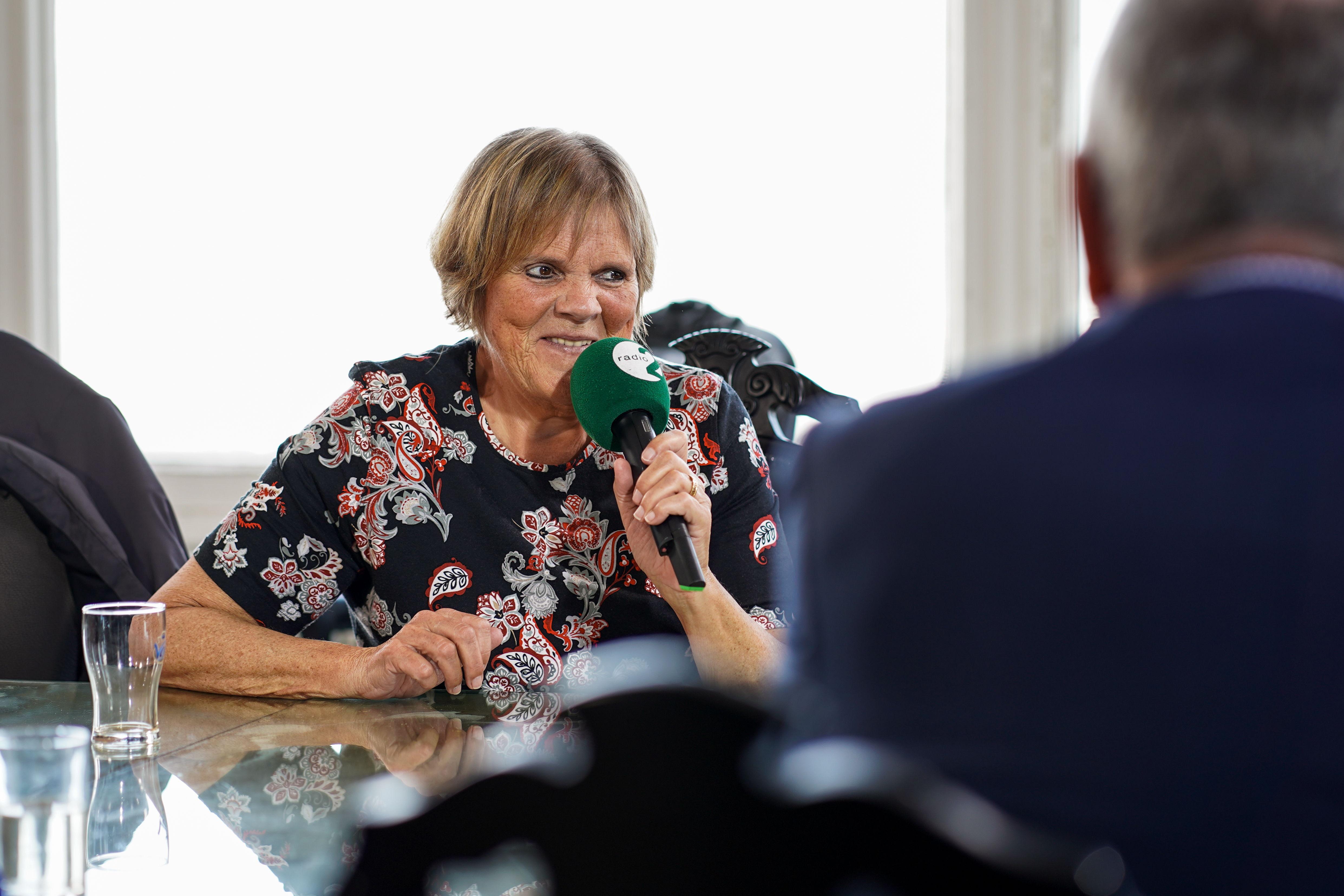 Margriet Hermans © Radio 2