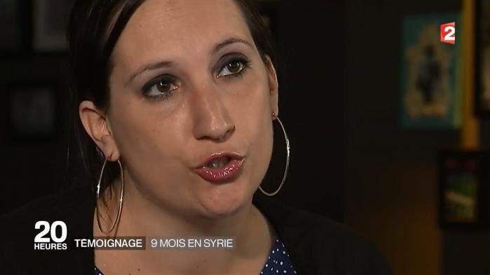 VIDEO. Laura Passoni, repentie du jihad, raconte ses neuf mois passés au cœur de l'Etat islamique