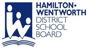 hamilton wentworth school logo