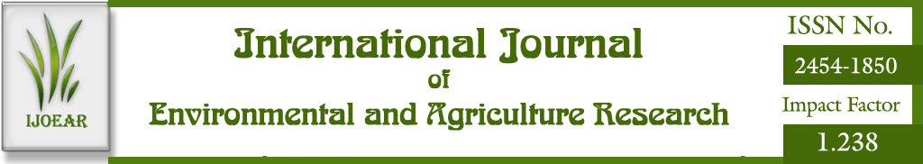 Agriculture Research Journal