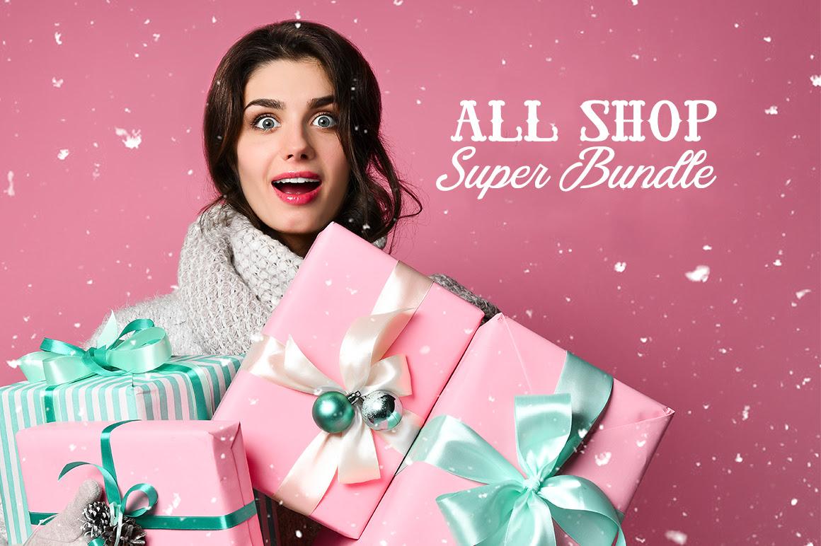 The All Shop Super Bundle