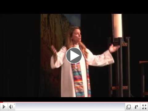 The Rev. Becca Stevens