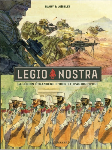 """Legio Nostra"": la bande dessinée paraîtra à la fin avril 3535640255"