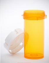 Empty Medicine Bottle