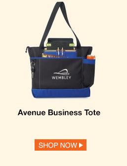 Avenue Business Tote