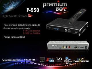 PREMIUMBOX P950 SD DUO