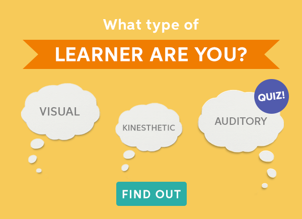 What type of learner are you quiz