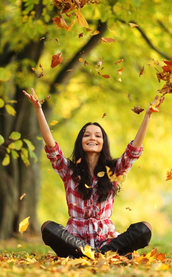 人生の喜びを目指す