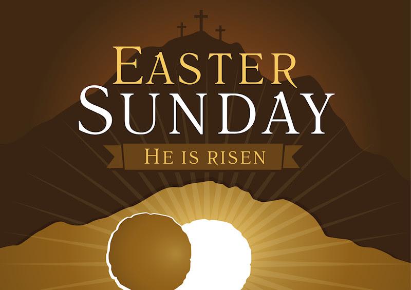 [Easter banner]