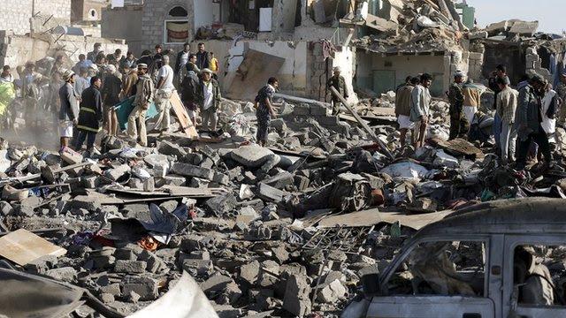 GENOCIDIO YEMENÍ: Arabia Saudí continúa su agresión militar provocando la muerte de 8 civiles yemeníes