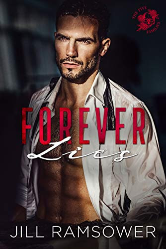 Cover for 'Forever Lies (The Five Families Book 1)'