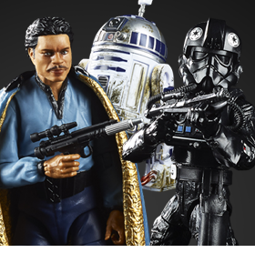 Star Wars 40th Anniversary The Black Series