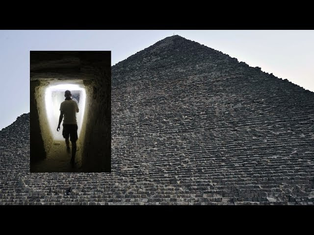 Hibernating Alien Discovered Inside Secret Chamber in The Great Pyramid ? Sddefault