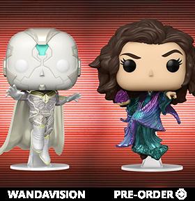 Pop! Marvel: WandaVision