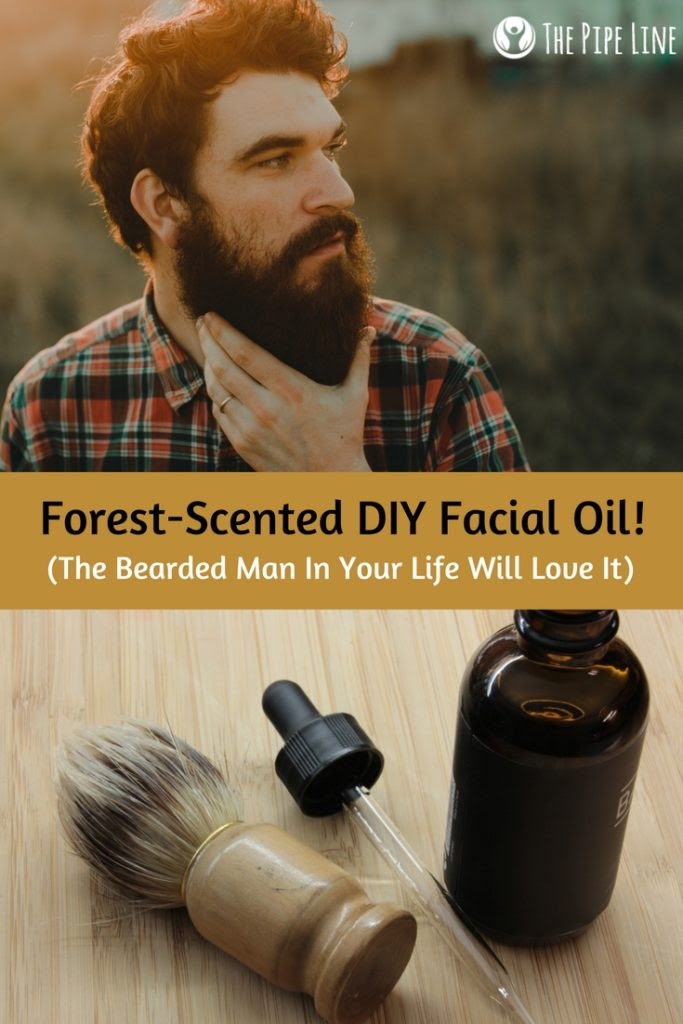 DIY Beard Oil...