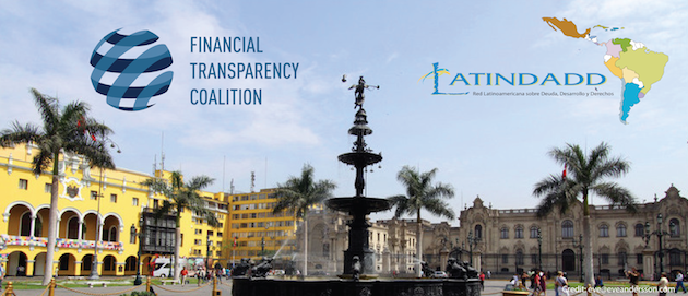 Financial Transparency Coalition and the Latin American Network on Debt, Development, and Rights