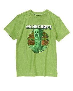 Minecraft Creeper Tee