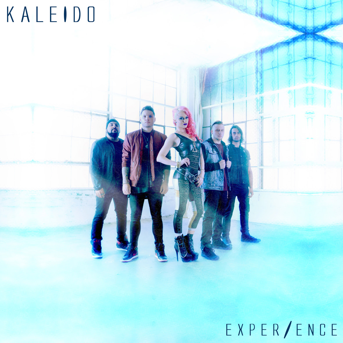 KALEIDO Experience cover