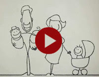 Video Animation of why to get vaccinated.